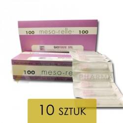 Igły Meso-Relle 32G 0,23 x 6mm - 10 szt.