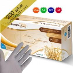 Safemed Rękawice nitrylowe SafeHand COATS 200 szt.
