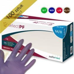 Rękawice nitrylowe Fioletowe 100 szt.