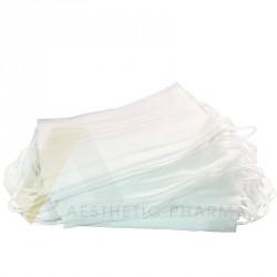 Maski z włókniny z gumką 2-warstwowe (50 szt.)