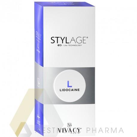 Vivacy StylAge L lidocaine (2x1ml) Bi-Soft
