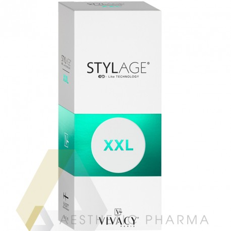 Vivacy StylAge XXL (2x1ml) Bi-Soft