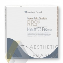 Aesthetic Dermal RRS Hyalift 75 PROactive (6x5ml)