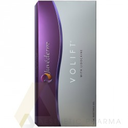 Juvederm Volift Retouch lidocaine (2x0,55ml)