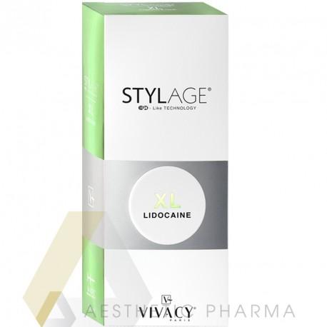Vivacy StylAge XL Lidocaine (2x1ml) Bi-Soft