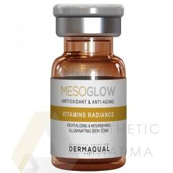 Dermaqual Meso Glow 5ml Rewitalizacja Skóra matowa Lifting