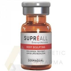 Dermaqual SupreAll 10ml Fosfatydylocholina, deoksycholan sodu lipoliza iniekcyjna