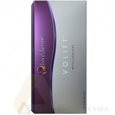 Allergan Juvederm Volift lidocaine (2x1ml)
