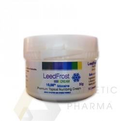 LeedFrost 10,56% | 50g - krem znieczulający