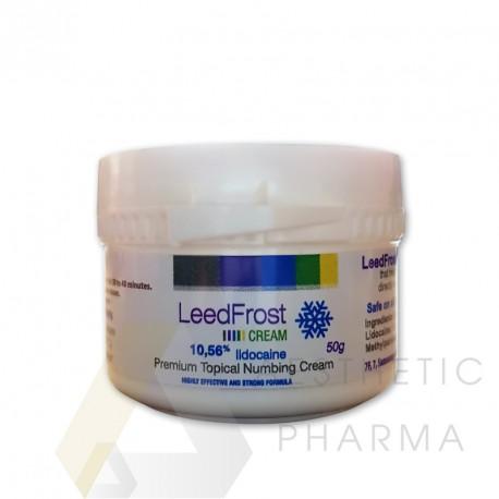 LeedFrost Leed Frost 10,56% | 50g | Krem znieczulający lidokaina lidocaine