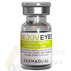 Dermaqual rejuveyes 5ml Rozjaśnie okolie oka worki pod oczami ciene pod oczami