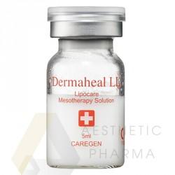 Caregen Dermaheal LL 5ml Lipoliza iniekcyjna Redukcja cellulitu