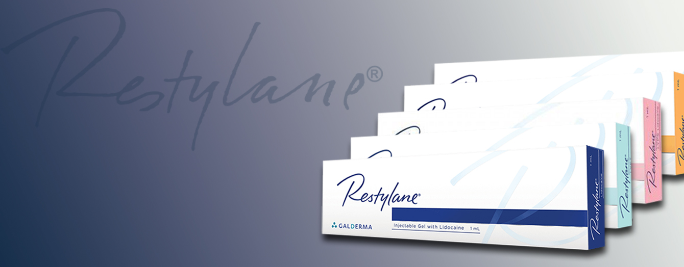 Restylane Emervel Galderma Lidocaine lyft Lyps Skinboosters Vital Light