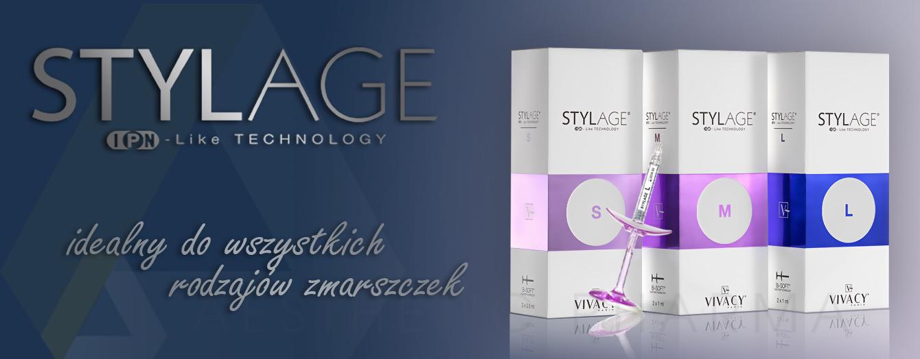 Stylage S M L XL XXL Lidocaine vivacy Special Lips Hydro HydroMax Bi-Soft